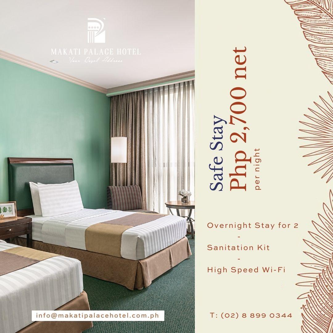 Safe Stay - Hotel in Makati